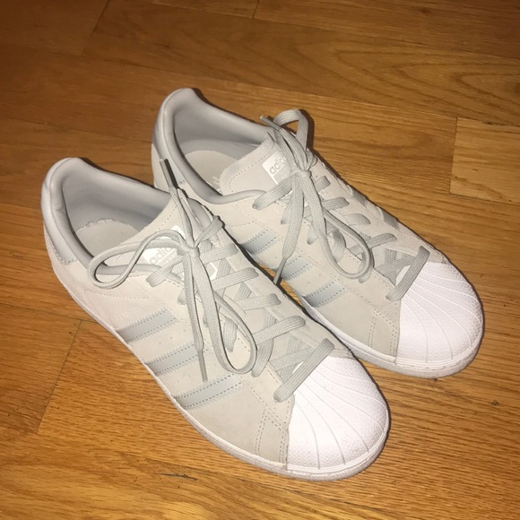 new products 972ca f3c3b Adidas Special Edition Suede Superstars